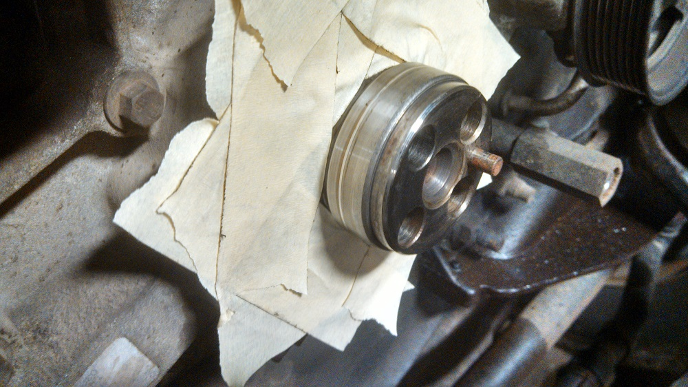 6 0 Powerstroke Crankshaft Seal Installer   Crankshaft Seal
